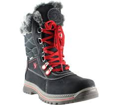 womens leather hiking boots canada womens santana canada maldine hiking boot free shipping