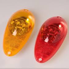 led truck marker lights 12v 24v led truck cab marker lights red amber trailer lights oval