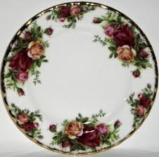roses china royal albert country roses china