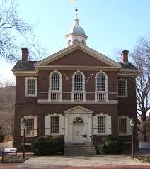 carpenters u0027 hall built 1770 1774 by the carpenters u0027 company of