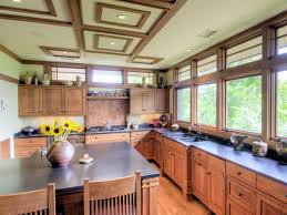 Hgtv Dream Kitchen Designs by Frank Lloyd Wright Inspired Kitchen Kiawah Island S C Home