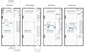 nyc floor plans new york house plans designs home deco plans