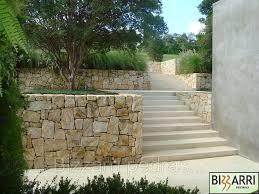 Conhecido Muro de arrimo em pedras (ID#144538), preço R$350 /m², comprar em  &XL04
