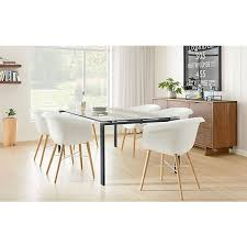 Rand Table With Collier Chairs Dining Room  Board Dining - Room and board dining chairs