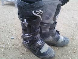 alpine star motocross boots 2010 alpinestars tech 7 review