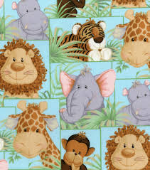 Backyard Baby Fabric by Baby Nursery Decor Multi Baby Nursery Fabric Panel Impressive