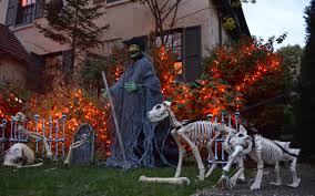 Halloween Skeleton Decoration Ideas Halloween Costumes Marinobambinos