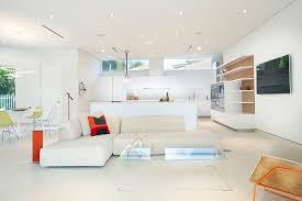 futuristic living room futuristic kitchen combined with futuristic living room 4035
