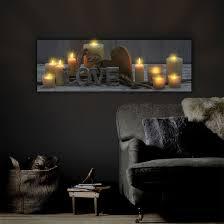 led printed canvas grahambrownuk