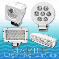 marine led spreader lights oracle lighting