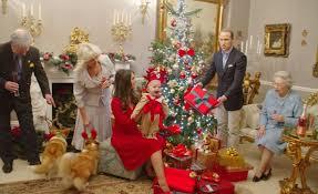 family christmas prince george celebrates his christmas uk royal