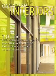 top interior design magazines in canada