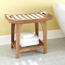 Handicap Bathroom Vanity by Bathroom Stools With Storage Teak Bathroom Bench With Storage