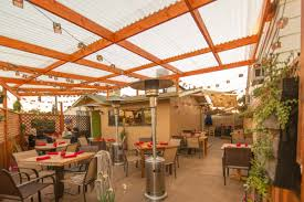 Restaurant Patio Heaters by The Patio Garden Kitchen San Diego
