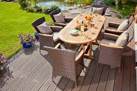 Composite Patio Table To Store Patio Furniture Grills And Lawn Or Garden Equipment