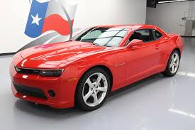 2014 chevy camaro lt 2014 chevy camaro lt rs sunroof leather nav 20 s 53k mi at