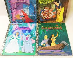 princess books etsy
