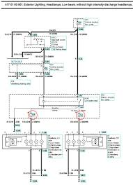 ford transit mk7 wiring diagram download with schematic images