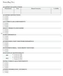 How To Make The Perfect Resume For Free Resume Resume For Executive Mba Application Sample Format How To