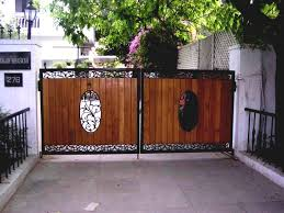 home gate design excellent modern house gates and fences designs
