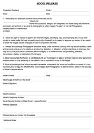 model release form template free template model release small jpg