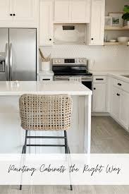 how much do painted cabinets cost painting cabinets the right way lemon and bloom