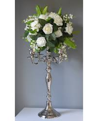 wedding flowers for tables arrangement wedding flower table decoration candle holder