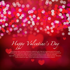 valentines day lights happy day background free vector 46 147 free