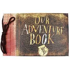 5 up photo album pixar up my adventure book 80 pages high quality kraft paper diy