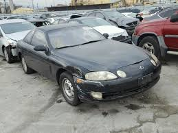 lexus sc300 1996 salvage lexus sc300 for sale at copart auto auction autobidmaster