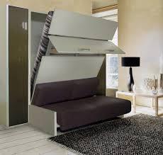 armoire lit escamotable avec canape armoire lit canapé escamotable my