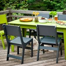 Outdoor Furniture Made From Recycled Materials by Contemporary Dining Chair Stackable Recyclable Product And