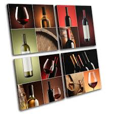 Wine Kitchen Decor by Wine Wall Art Shenra Com