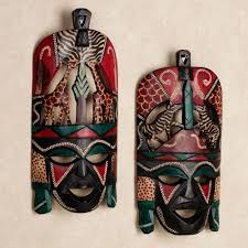 Design Your Own Home Easily African Tribal Masks With Regard To Your Own Home Home Interior