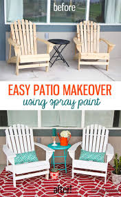 Easy Patio Diy by Check Out This Awesome Patio Makeover Diy Home Decor U0026 Projects