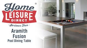 fusion pool dining table aramith fusion pool dining table youtube