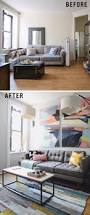 20 awesome before and after living room makeovers 2017 abstract art for living room