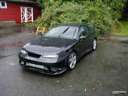 opel calibra tuning opel calibra cartuning best car tuning photos from all