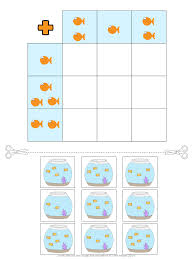Matrix Worksheets Cut And Paste Combination Concentration Kindergarten Worksheets