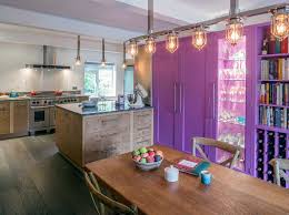 kitchen cabinets contemporary purple kitchen cabinets contemporary dining room to obviously
