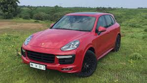 porsche suv in india 2016 porsche cayenne gts road test review overdrive