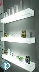 mensola plexiglass plexiglass d autore mensola led luminosa plexiglass colore bianco