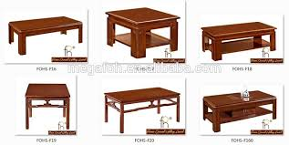 Chinese Wooden Low Tea Table Furniture  Small Tea Table  Office - Tea table design