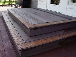non slip stair treads outdoor ideas making outdoor non slip