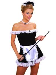 French Maid Halloween Costume French Maid Costumes