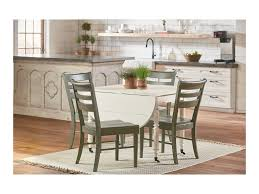 Traditional Coffee Tables by Magnolia Home By Joanna Gaines Traditional Oval Drop Leaf Table