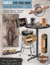harley davidson europe quick ship program spring 2015 catalog by