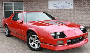1989 chevy camaro iroc 1989 chevrolet camaro iroc z automatic 4 speed rwd v8 5 7l gasoline