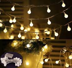 warm light 10pcs 20pcs led lights decorations for home
