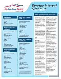 car maintenance schedule http www lonewolf software com